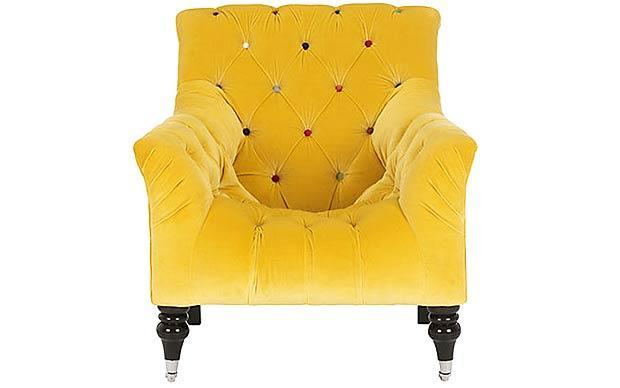 The beautiful chair