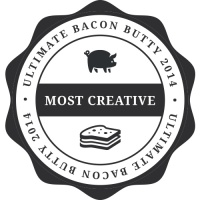 Ultimate bacon gutty 2014