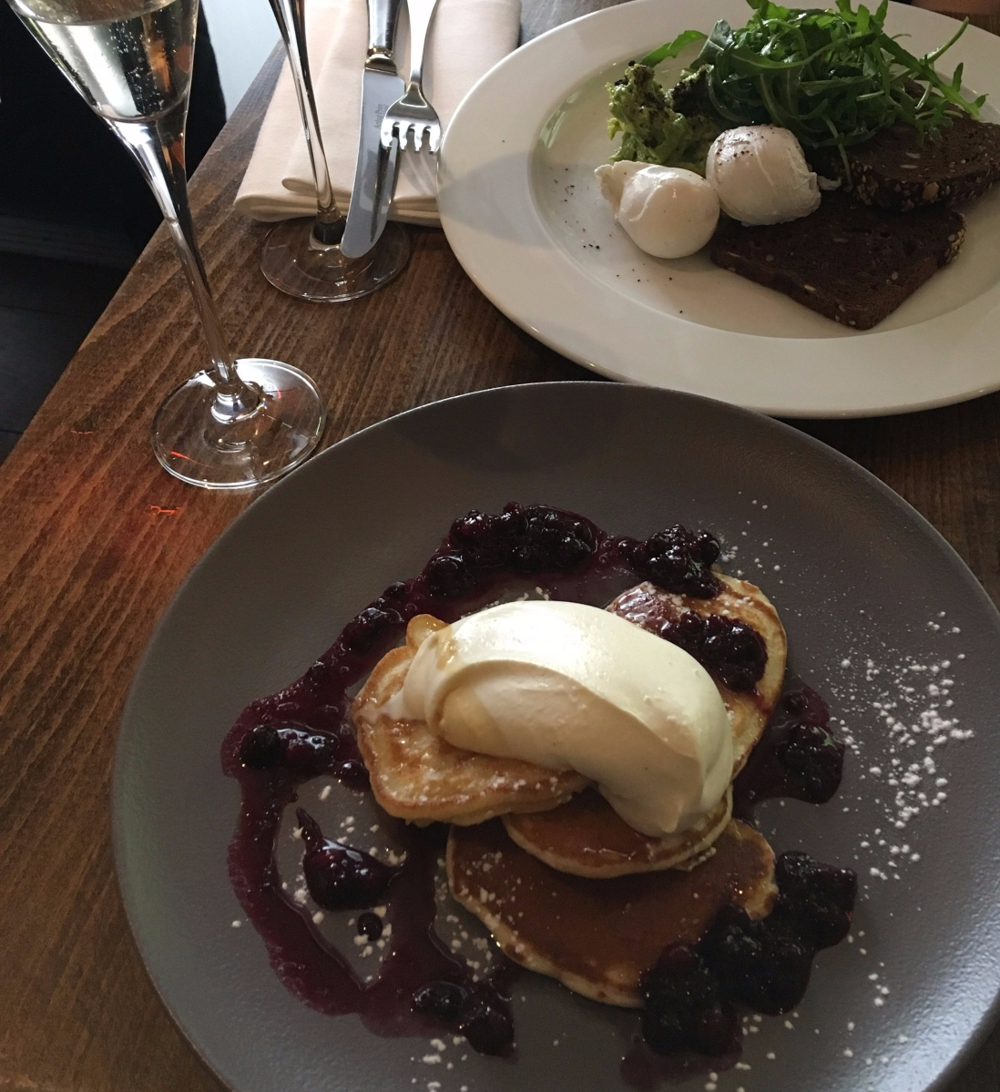 Galvin Hop: Bottomless Brunch